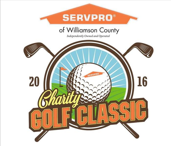 Community SERVPRO of Williamson County Charity Golf Classic