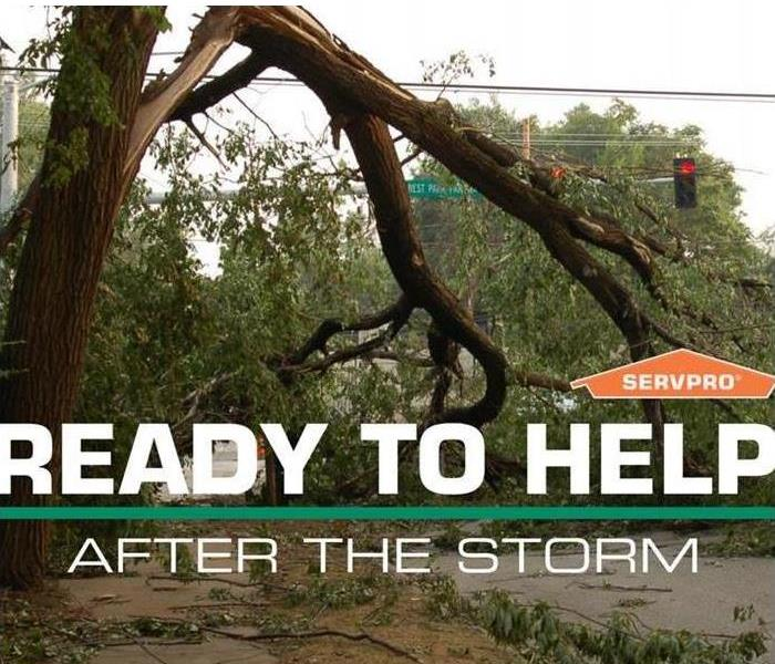 Storm Damage Let SERVPRO of Williamson County Clean and Restore Your Shelter from Life's Storms